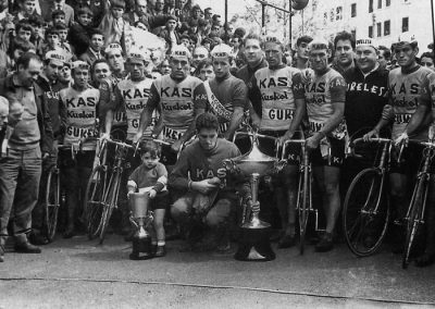 Bicicleta Vasca 1965
