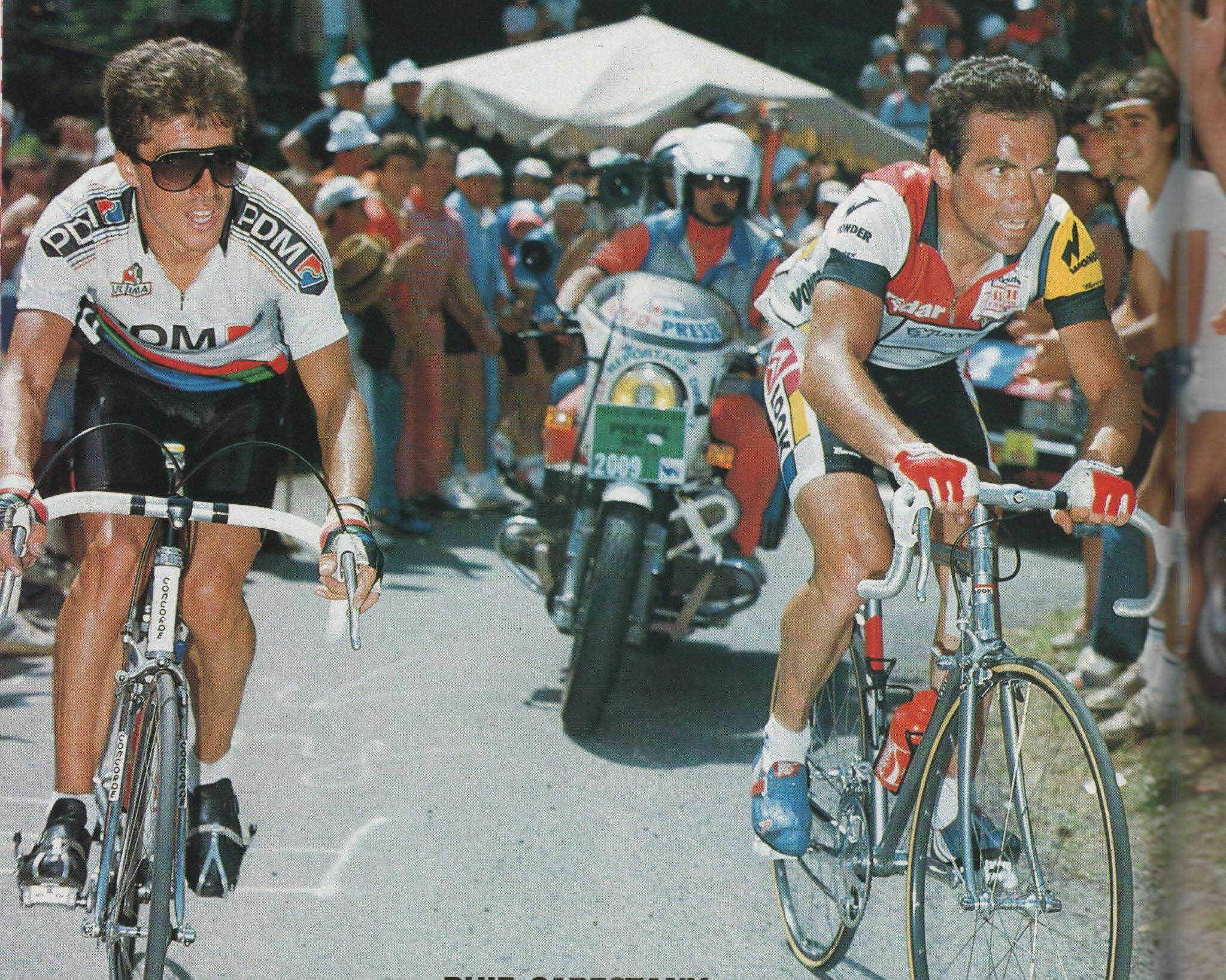 1986 Tour de Francia 12et