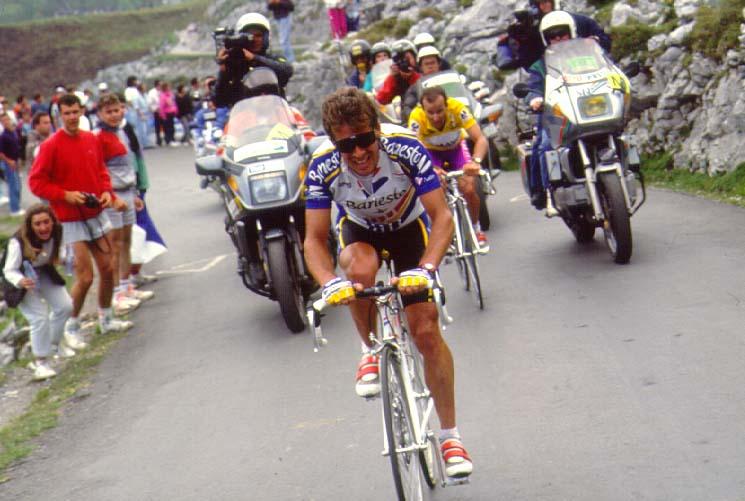 Los Lagos Vuelta 1992
