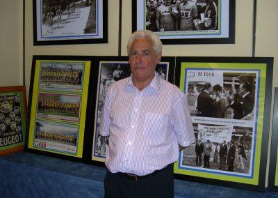 2007 Carmelo Uria exposición en Segovia