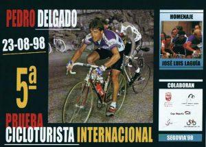 Cartel de La Perico 1998