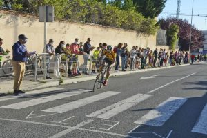 Adrian Prieto en fuga y ganador infantil